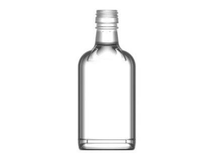 Láhev na alkohol Flaga 0,2l, 12ks