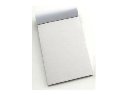 Blok A5 čistý, 50 listů / eko