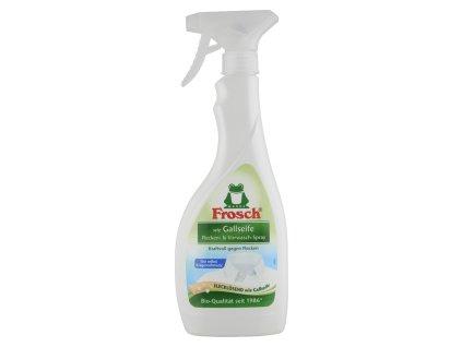 Frosch Sprej na skvrny, žlučové mýdlo, 500 ml