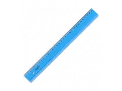 Pravítko 30 cm - modrá