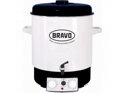 Bravo Zavařovací hrnec plně automatický SMALT B-4514, 29l