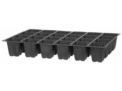 Sadbovač Strend Pro, na přísady, 49x33x8 cm, 24 přísad, čtverec