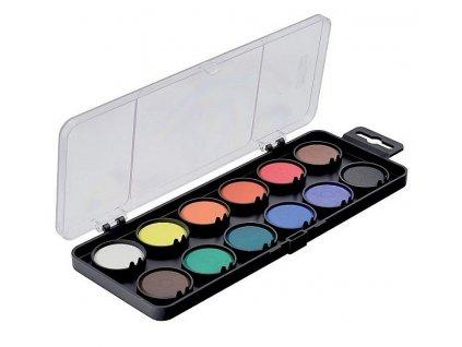 Koh-I-Noor Vodové barvy, 12 barev