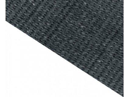 Tkanina stínící 1.5x10m 150g/m2  Antracit UV