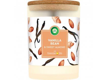 Airwick Life Scents Vanilkové pečivo, vonná svíčka ve skle, 185 g