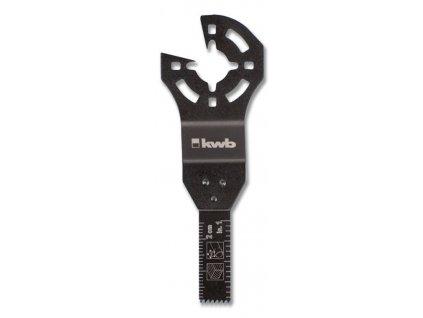 Čepel univerzální na kov a dřevo (22mm) KWB