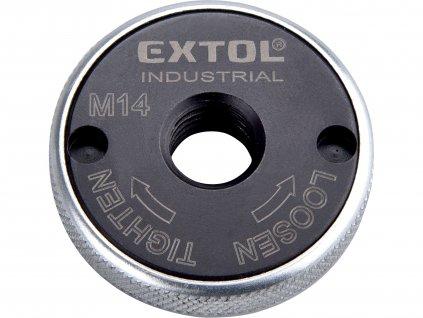 matice rychloupínací pro úhlové brusky, click-nut, M14