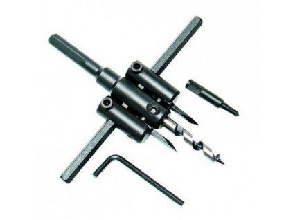 Stavitelný vykružovák 30-120mm