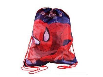 Plátěný vak na záda Spider-Man