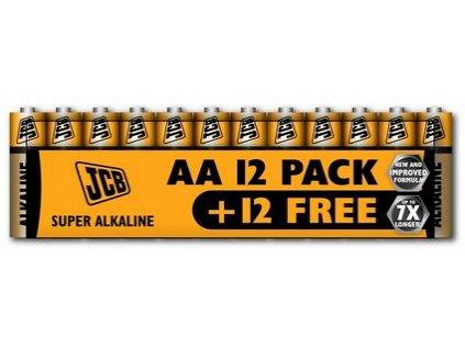 Baterie alkalická -  LR06/AA