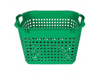 Košík na prádlo Geco 22416, 40 l, 500 x 400 x 320