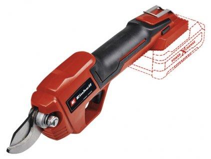 Akumulátorové zahradnické nůžky Einhell GE-LS 18 Li-Solo