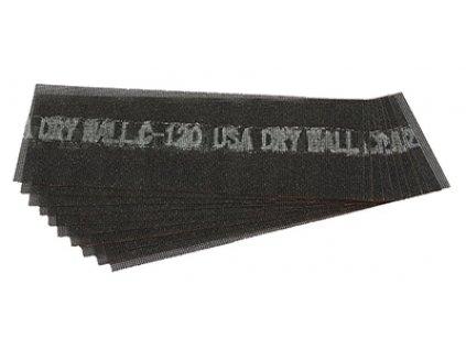 Brusná mřížka 115x290mm hr.120 10ks