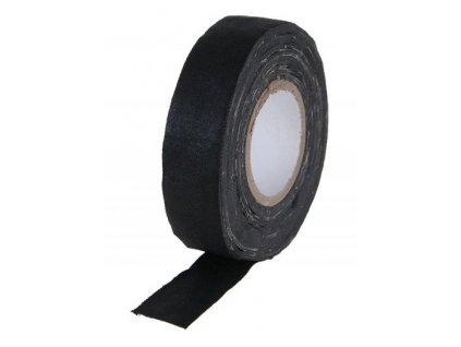 Páska izolační textilní 19mmx10m černá