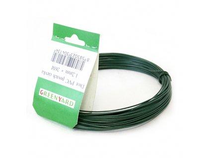 Drát PVC Pwire.mc, 1,00 mm, délka 50 m