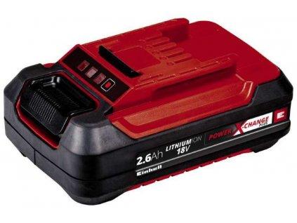 Baterie Power X-Change 18 V 2,6 Ah Aku Einhell Accessory