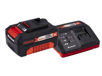 Starter-Kit Power-X-Change 18 V 3,0 Ah Einhell Accessory