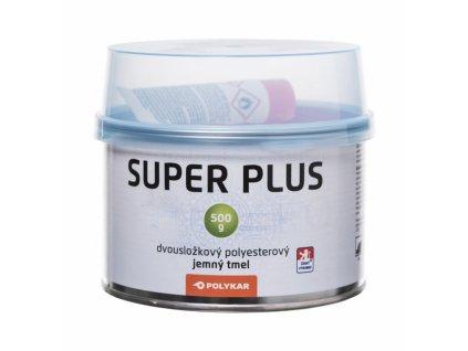 Jemný plnící tmel pro tmelení 500 g POLYKAR Super Plus