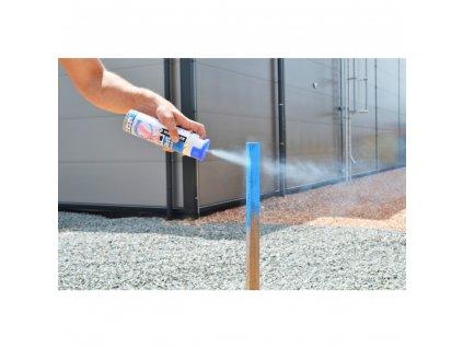 Max Color, značkovací sprej, speciální tryska, barva bílá, 500 ml
