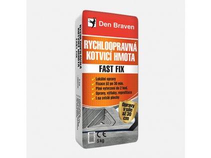 Rychloopravná kotvící hmota Fast fix 5 kg