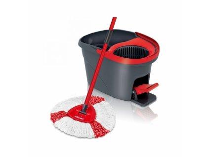Mop VILEDA Easy wring and clean (kbelík s pedálem+ždímací koš+mop)