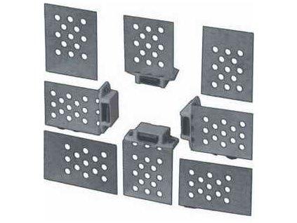 Magnety pro vanová dvířka - stavitelné