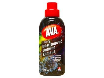 AVA tekutý odstaňovač vodního kamene 500ml