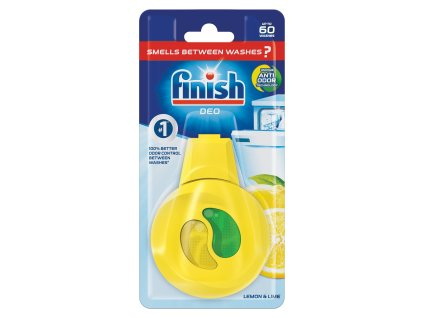 FINISH osvěžovač citron+llimeta easy clip
