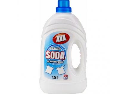Ava Tekutá soda do praní, 1,5 l
