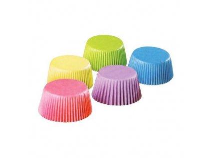 Cukrářské košíčky barevné 100ks