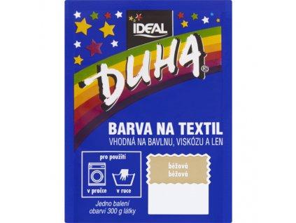 DUHA - barvy na látky č.32 béžova  15g
