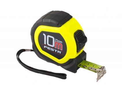 Metr Svinovací Magnetic 10025-10m/25mm guma FESTA