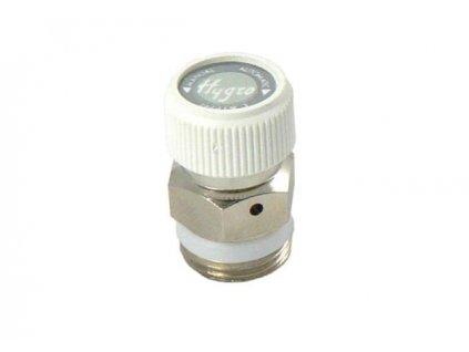 """Automatický hygroskopický odvzdušňovací ventil pro radiátory 1/2"""""""