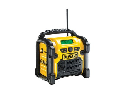 Stavební rádio - bez nabíječky DEWALT