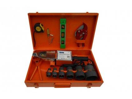 Polyfúzní svářečka TUSON 750/1500W