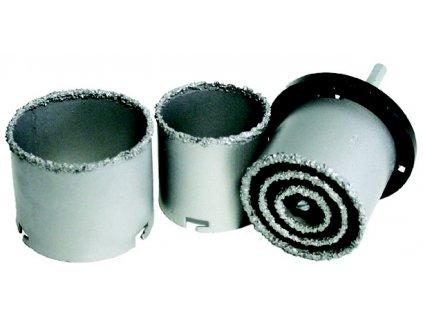 Sada vykružovacích korunek karbid -33,53,67,73,83mm