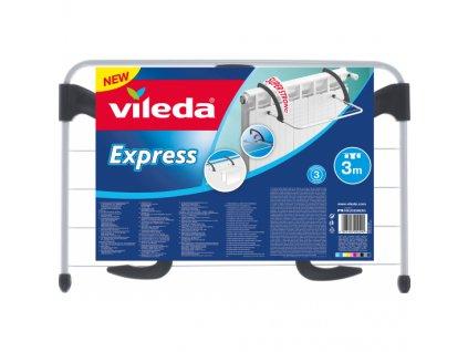 Express sušák na prádlo závěsný na topení 3 m Vileda
