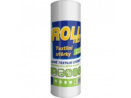 BALsoft Rolltex, textilní utěrky, 15 metrů, 38 útržků