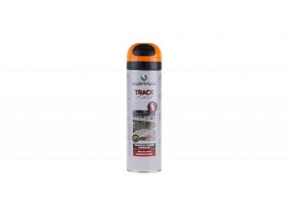 Značkovací fluorescenční sprej TrackMarker, oranžová, 500ml