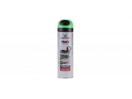 Značkovací fluorescenční sprej TrackMarker, zelená, 500ml