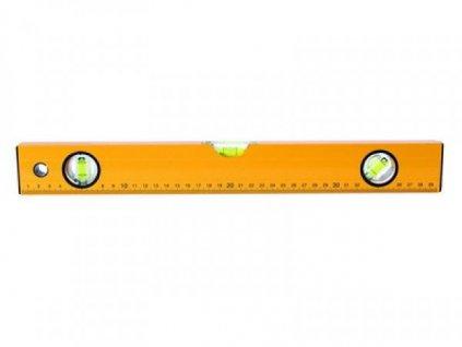 Vodováha 800mm- zednická žlutá