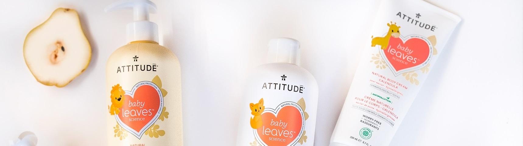 Kosmetika ATTITUDE - představení značky