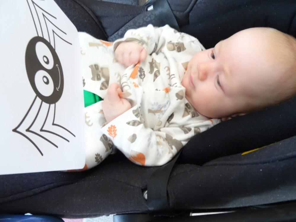 Věděli jste, že novorozenec vidí zhruba desetinu toho, co dospělý člověk?