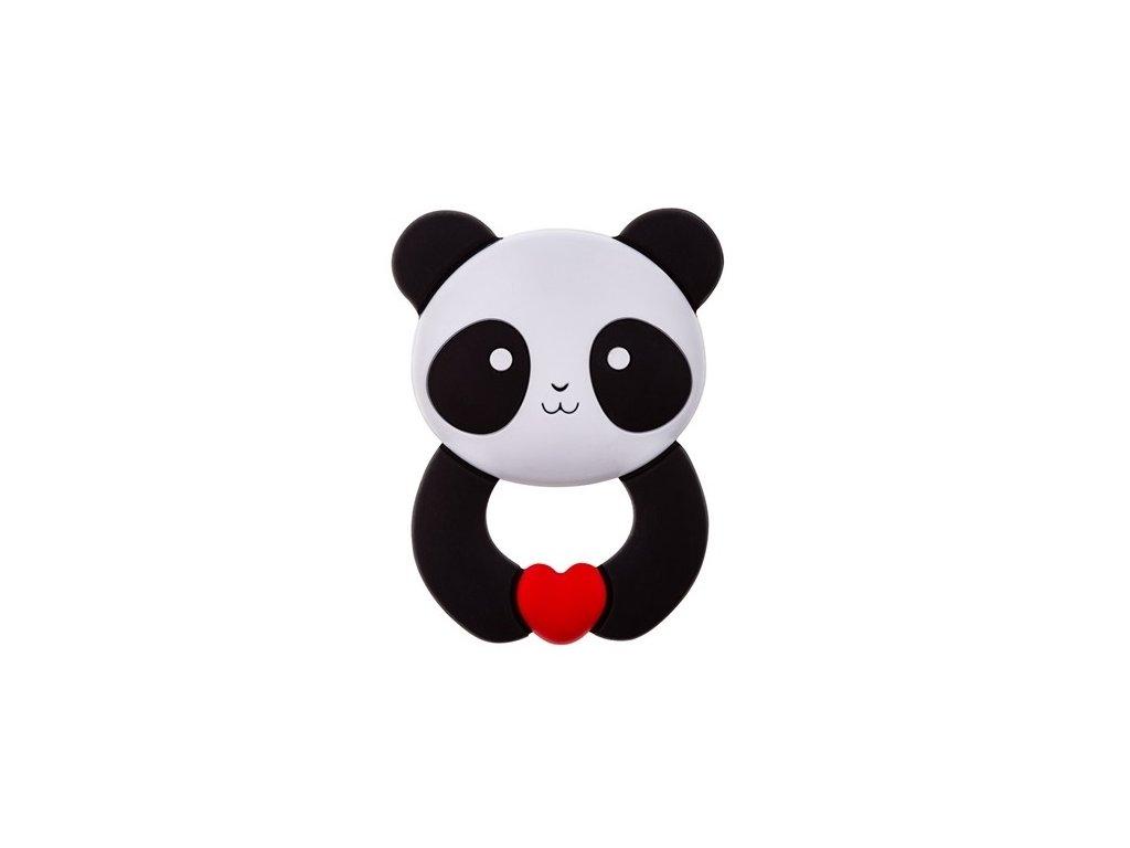 114927 195817 silikonove kousatko akuku panda