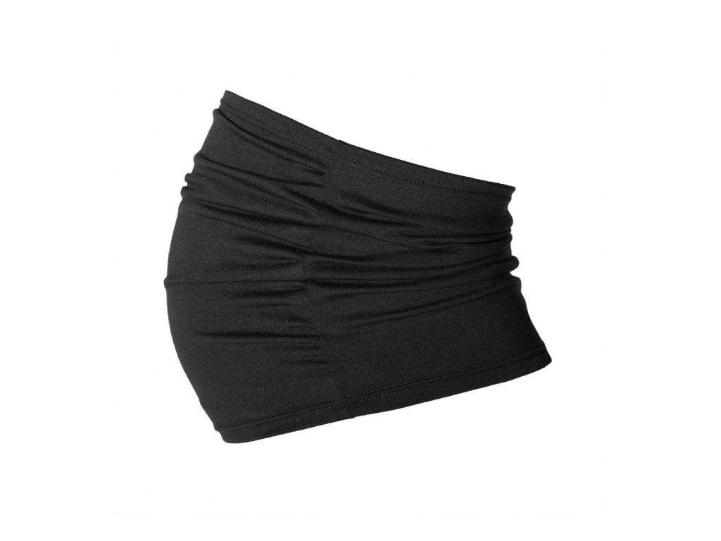 Těhotenský pás černý - Be MaaMaa - VÍCE VARIANT
