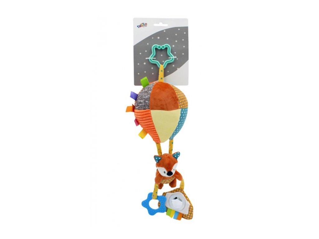 116730 198892 tulilo zavesna plysova hracka s rolnickou letajici balon liska