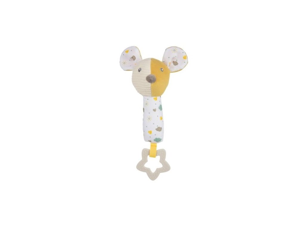 115311 196492 canpol babies plysova hracka s kousatkem a piskatkem myska