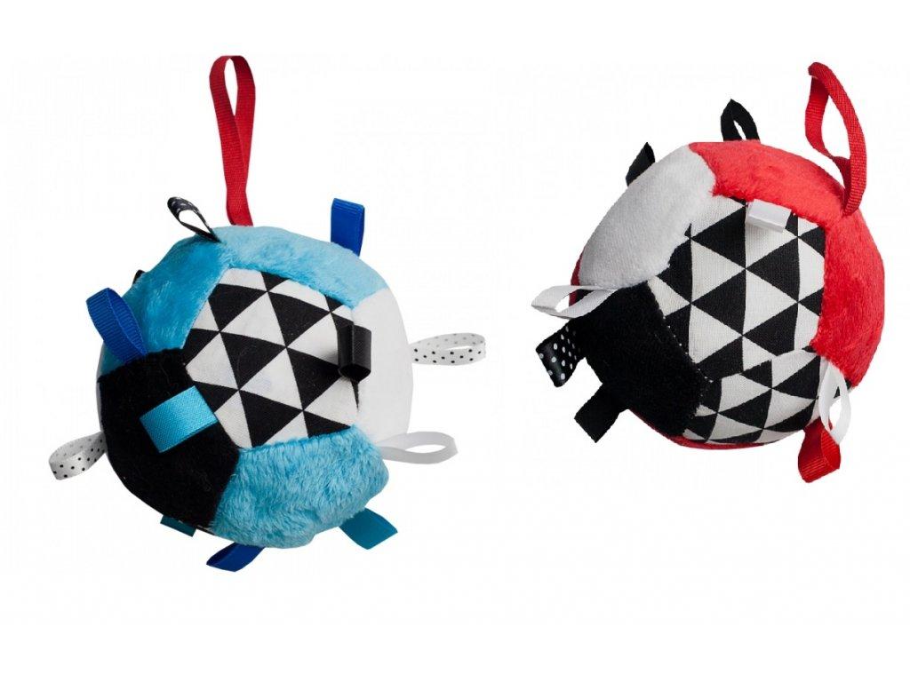Plyšový barevný balónek - Hencz Toys