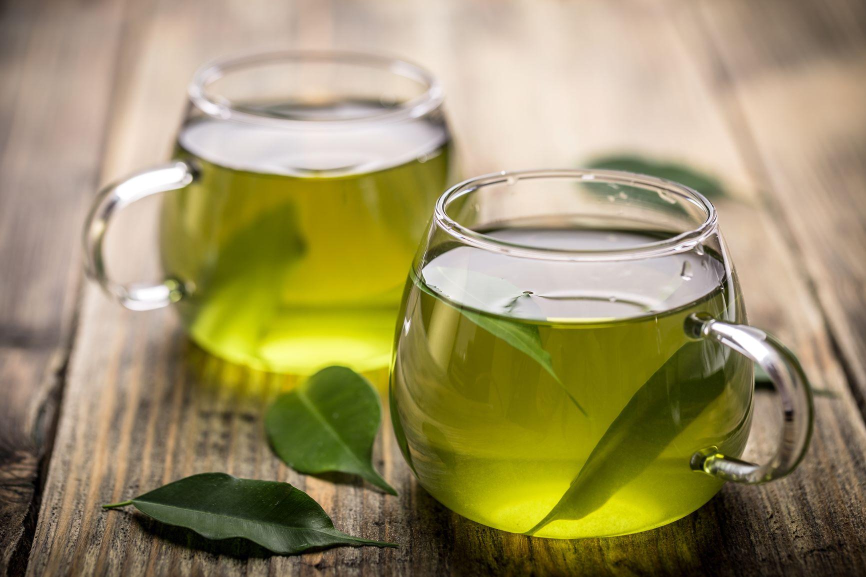 Sila zeleného čaju