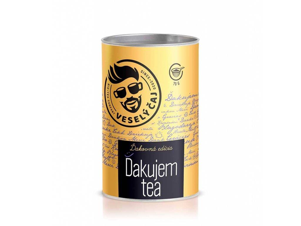 dakujem ti tea